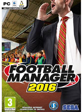 Football Manager 2016 for £22.99 offer 1