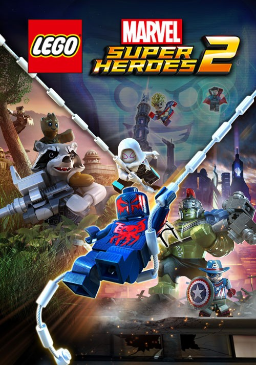 Lego Marvel s Avengers Free Download PC Game