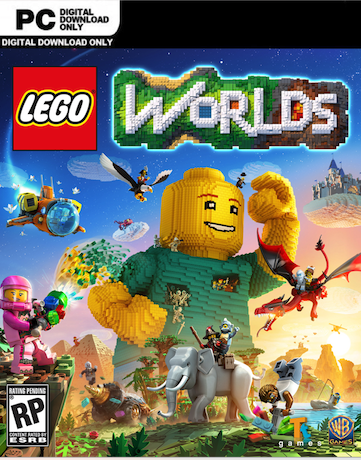скачать lego worlds pc торрент