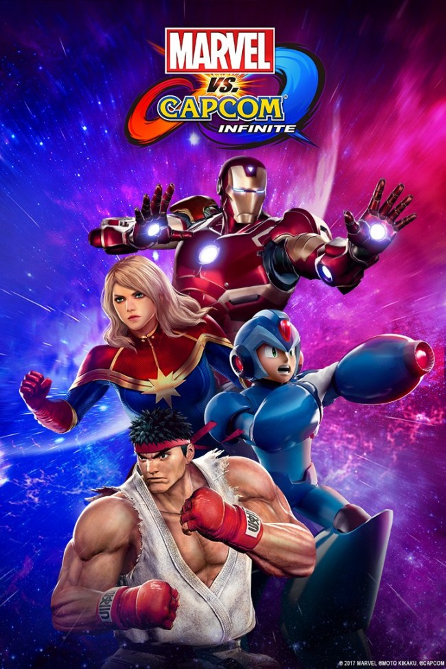 Marvel vs- Capcom Infinite PC
