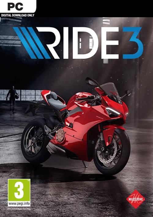 RIDE 3 [Update 7] (2018) PC |RePack By xatab