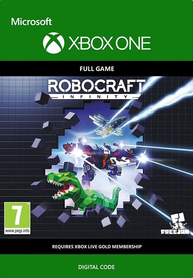 Robocraft Infinity Xbox One CD Key, Key - cdkeys.com