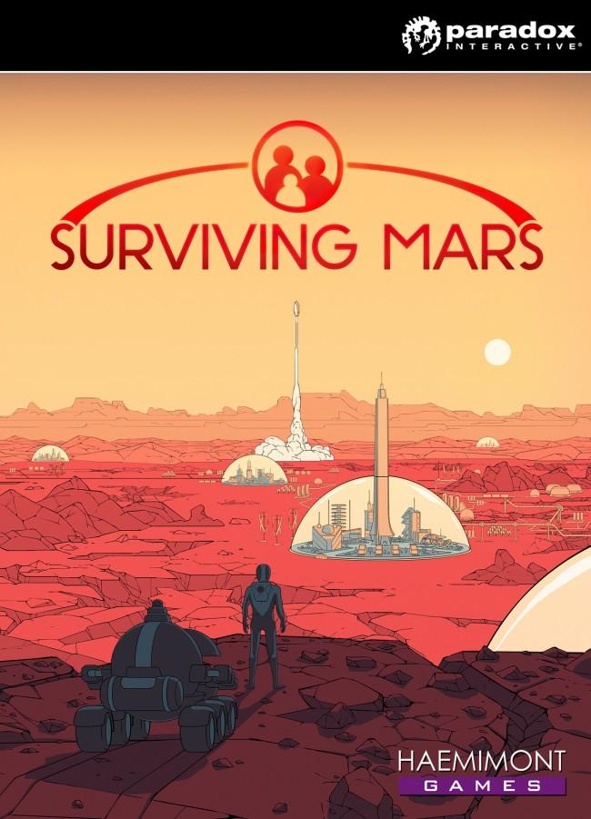Surviving Mars PC