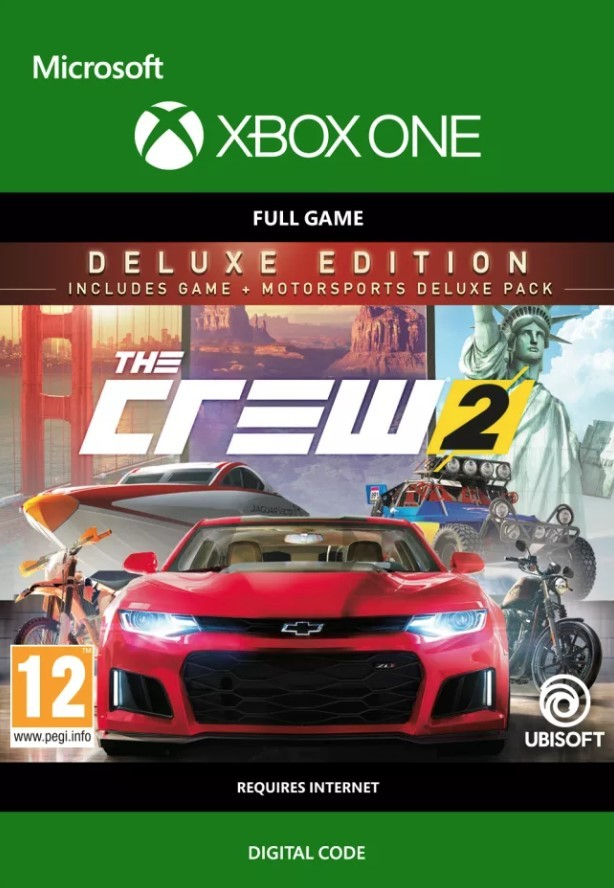 The Crew Xbox One : the crew 2 deluxe edition xbox one cd key key ~ Aude.kayakingforconservation.com Haus und Dekorationen