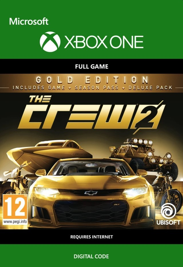the crew 2 gold edition xbox one cd key key. Black Bedroom Furniture Sets. Home Design Ideas
