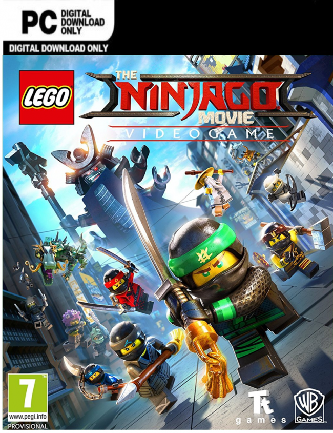 the lego ninjago movie video game pc - Lego Ninjago