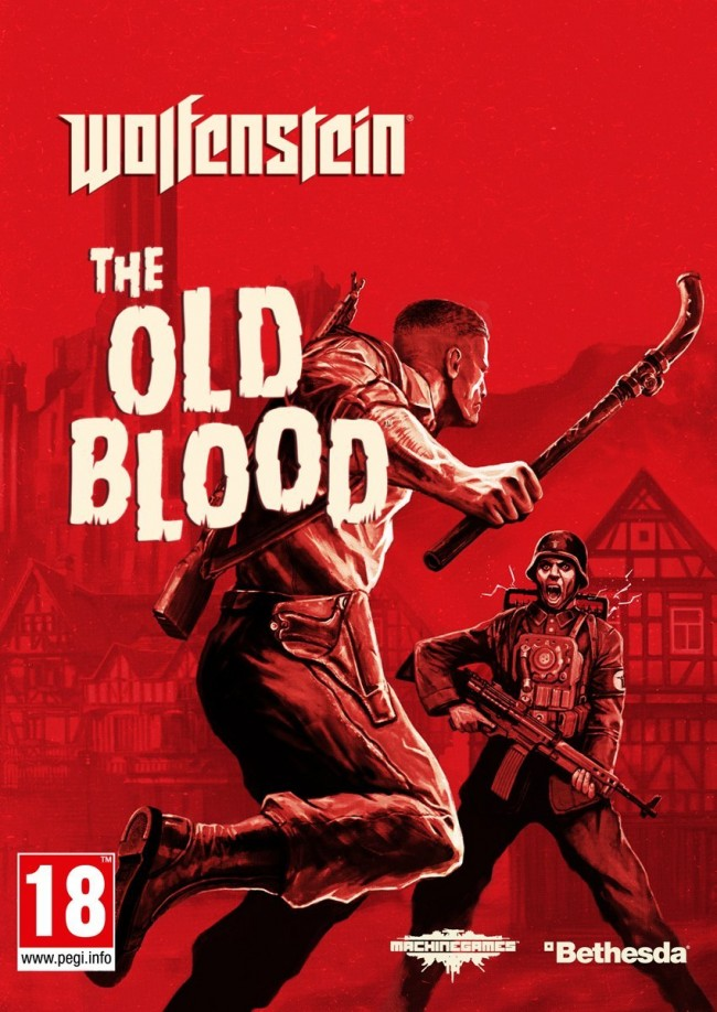 Wolfenstein: The Old Blood for Windows PC [Digital Download]