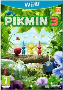 Pikmin 3 Nintendo Wii U - Game Code
