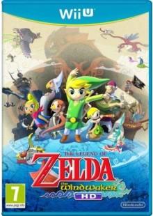 The Legend of Zelda: The Wind Waker HD Nintendo Wii U - Game Code