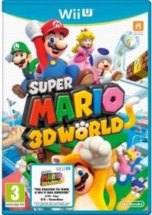 Super Mario 3D World Nintendo Wii U - Game Code