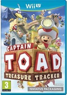 Captain Toad: Treasure Tracker Nintendo Wii U - Game Code