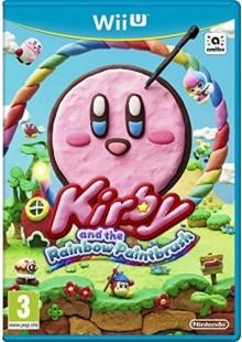 Kirby and the Rainbow Paintbrush Nintendo Wii U - Game Code