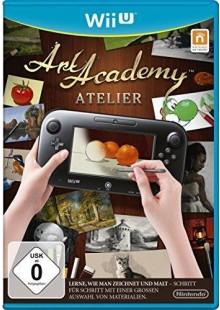 Art Academy Atelier Wii U - Game Code