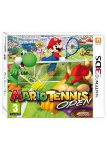 Mario Tennis Open 3DS - Game Code