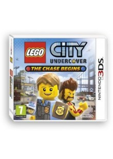 LEGO City Undercover: The Chase Begins 3DS - Game Code