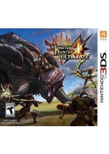 Monster Hunter 4 Ultimate 3DS - Game Code