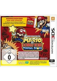 Mario vs. Donkey Kong: Tipping Stars 3DS - Game Code