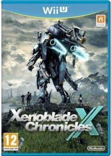 Xenoblade Chronicles X Nintendo Wii U