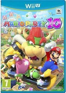 Mario Party 10 Nintendo Wii U - Game Code