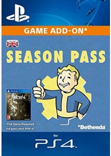 Fallout 4 Season Pass (PS4)