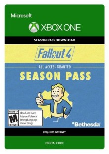 Fallout 4 Season Pass (Xbox One)