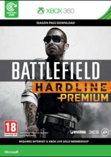 Battlefield Hardline Premium Xbox 360