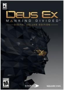 Deus Ex Mankind Divided Digital Deluxe Edition PC