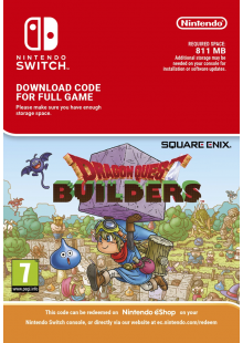 Dragon Quest Builders Switch