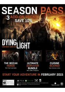 Dying Light Season Pass PC