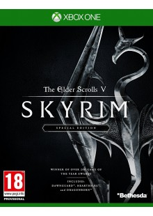 Elder Scrolls V 5 Skyrim Special Edition Xbox One