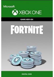 Fortnite - 6,000 (1,500 Bonus) V-Bucks Xbox One