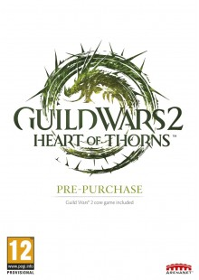 Guild Wars 2: Heart of Thorns Pre Purchase Edition PC