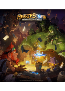 Hearthstone Heroes of Warcraft - Deck of Cards DLC (PC)