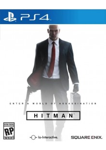 Hitman The Complete First Season PS4
