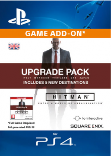 Hitman - Upgrade Pack PS4 - Digital Code