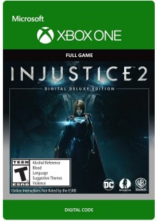 Injustice 2 Digital Deluxe Edition Xbox One