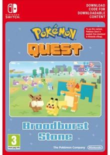 Pokemon Quest - Broadburst Stone Switch