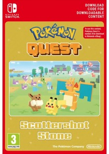 Pokemon Quest - Scattershot Stone Switch