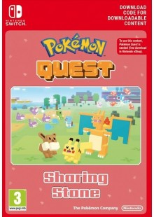 Pokemon Quest - Sharing Stone Switch