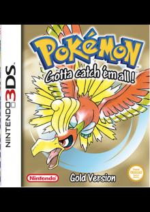 Pokémon Gold Version 3DS