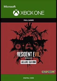 Resident Evil 7 - Biohazard Deluxe Edition Xbox One