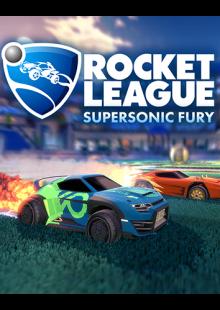 Rocket League PC - Supersonic Fury DLC