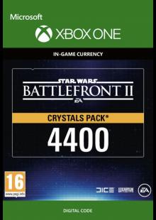 Star Wars Battlefront 2: 4400 Crystals Xbox One