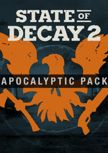 State of Decay 2 Apocalyptic Pack DLC Xbox One/PC