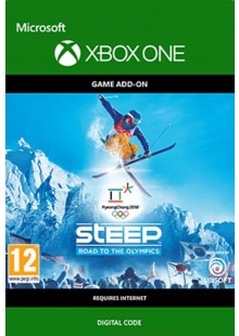 Steep Road to the Olympics Xbox One