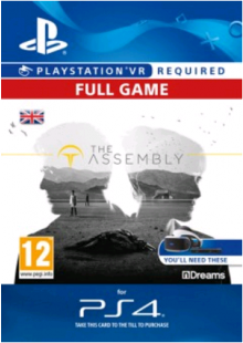 The Assembly VR PS4
