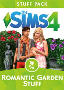 The Sims 4 Romantic Garden Stuff PC