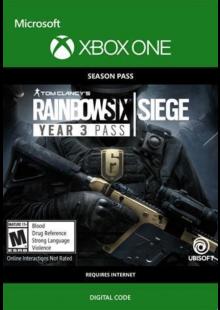Tom Clancys Rainbow Six Siege: Year 3 Pass Xbox One