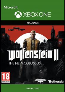 Wolfenstein 2: The New Colossus Digital Standard Edition Xbox One