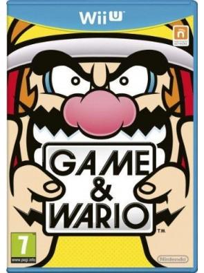 Game and Wario Nintendo Wii U